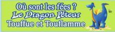 Blog Livres jeunesse Fées, Dragon, Touffue Touflamme