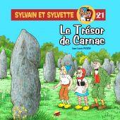 sylvain-et-sylvette-t-21-le-tresor-de-carnac