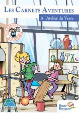 St Méloir-des-Ondes l'atelier du verre