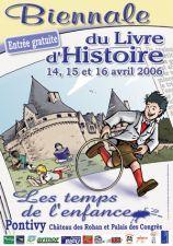 Salon Livre Histoire Pontivy